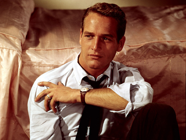 Paul Newman, un CV